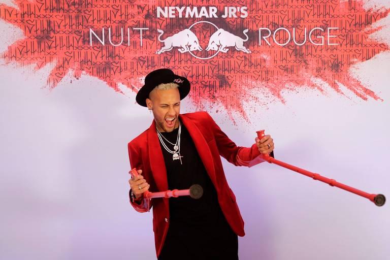 Aniversário do Neymar em Paris