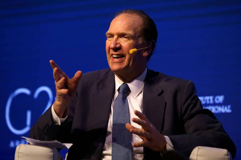 David Malpass, autoridade de alto escalão do Departamento do Tesouro