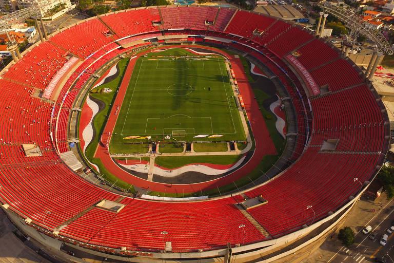 Morumbi será um dos palcos da Copa América deste ano, mas São Paulo ainda não jogou no estádio em 2019