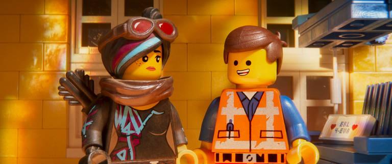 'Uma Aventura Lego 2'