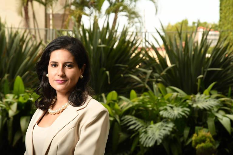 Ana Carolina Carlos Oliveira é pesquisadora do instituto alemão Max Planck e estuda unidades de inteligência financeira na Europa.
