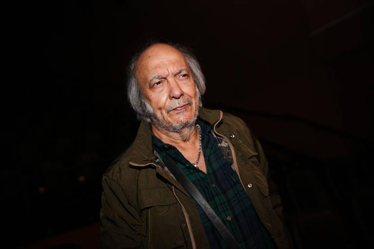 O cantor e compositor Erasmo Carlos
