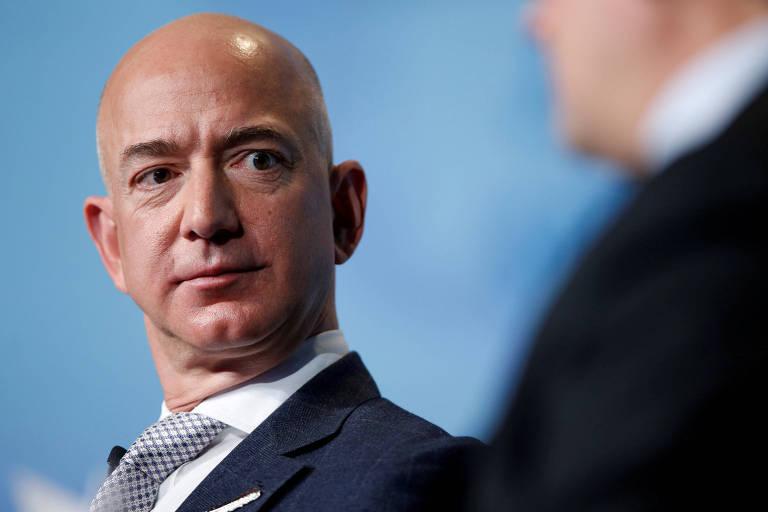Presidente da Amazon acusa dona de tabloide de chantagem e tentativa de extorsão