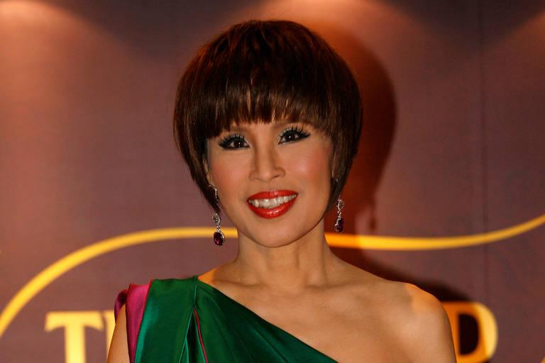 A princesa da Tailândia, Ubolratana Rajaka
