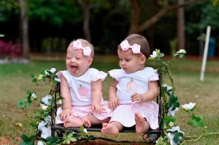 Gêmeas de Sorriso