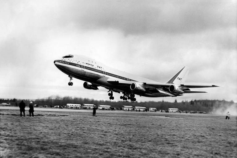 Os 50 anos do Boeing 747