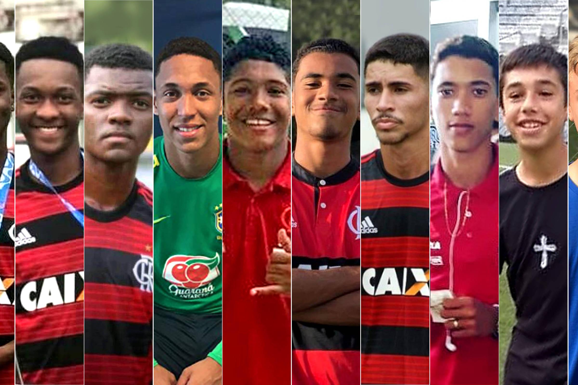 151c810a1ff49 Veja quem são as vítimas do incêndio do CT do Flamengo - 09 02 2019 -  Esporte - Folha