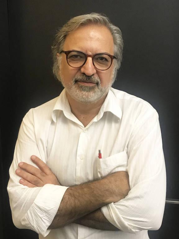 O arquiteto e urbanista Marcos Cartum