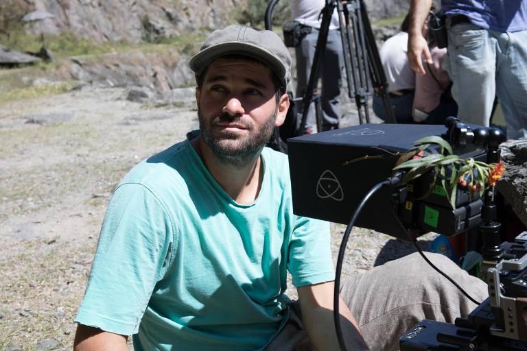 Diretor André D'Elia, do documentário 'O Amigo do Rei', que aborda o desastre de Mariana (MG) e alerta para um possível novo desastre das mesmas proporções