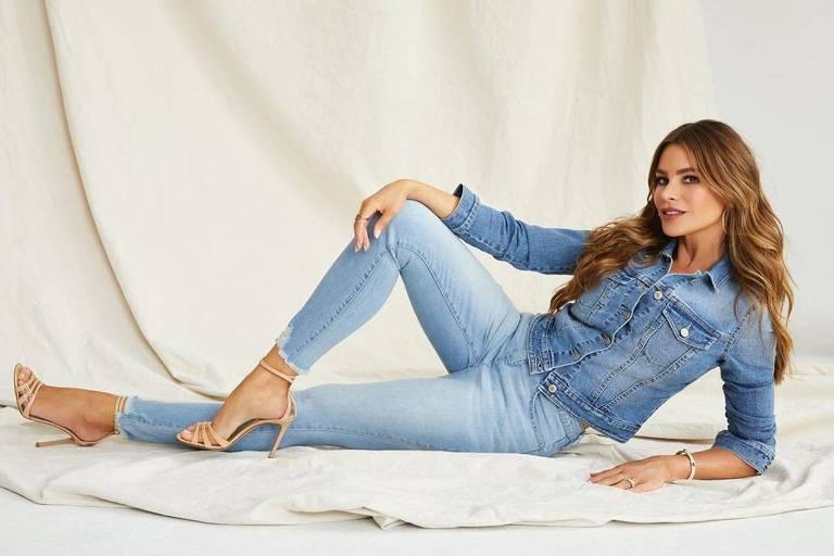 Atriz Sofía Vergara lança marca de jeans