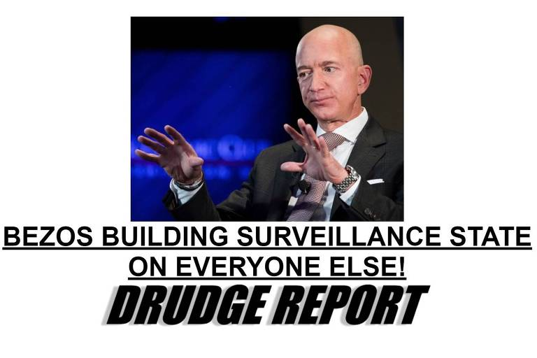 Bezos ganha ares de 'herói', mas também se lembram do vilão