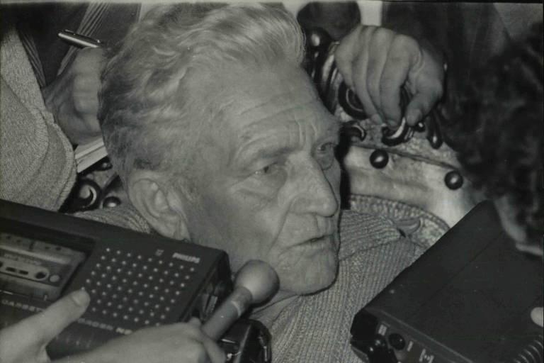 Gustav Wagner, nazista que fugiu para o Brasil após a Segunda Guerra e morreu em 1980 no interior de São Paulo