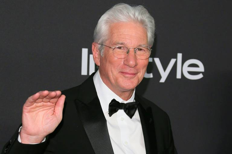 O ator Richard Gere