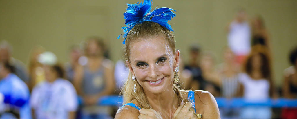 Carnaval 2019: Paula Bergamin, musa da Vila Isabel