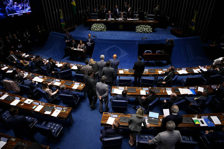 Sessão do Senado Federal