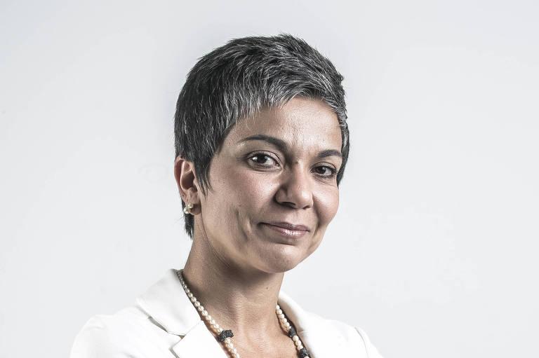 A jornalista e médica veterinária Sílvia Corrêa