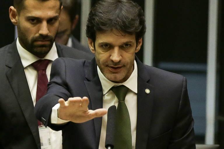 O ministro do Turismo, Marcelo Álvaro Antônio (PSL-MG), que teria patrocinado esquema de candidaturas laranjas em Minas Gerais