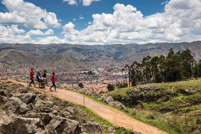 Turismo acessível em Cusco e Machu Picchu