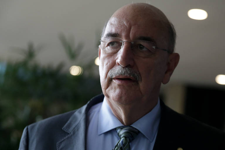 Deputado Osmar Terra (MDB-RS), ministro da Cidadania