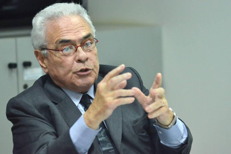 O advogado criminalista José Carlos Dias, ex-ministro da Justiça e ex-membro da Comissão Nacional da Verdade