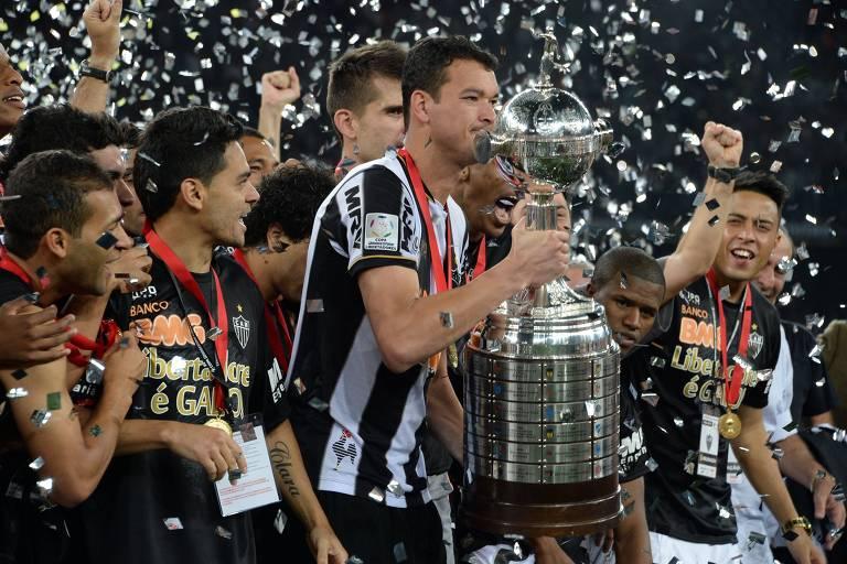 Principais campeões da Copa Libertadores