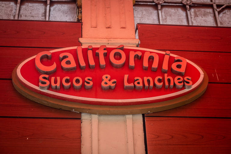Lanchonete 'Casa Califórnia'