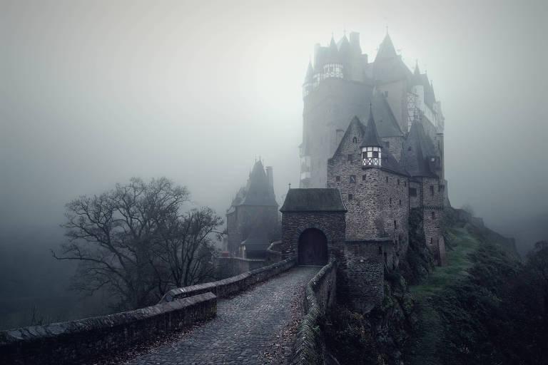 Locais das histórias dos irmãos Grimm
