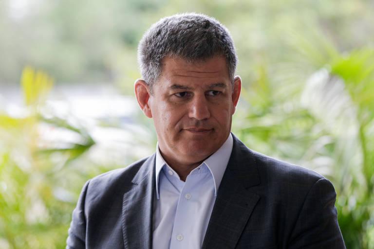 Gustavo Bebianno,  ministro da Secretaria Geral da Presidência; ele deve deixar o cargo nesta segunda-feira (18)