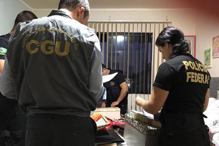 PF deflagra operação para combater desvio de recursos públicos da Universidade Federal do Paraná em 2017