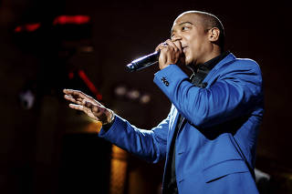 Ja Rule performs at City Harvest�s 23rd annual Gala at Cipriani in New York.