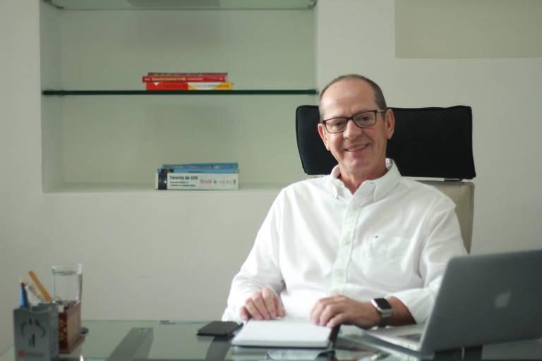 O diretor-executivo da Nexaas, Jander Martins