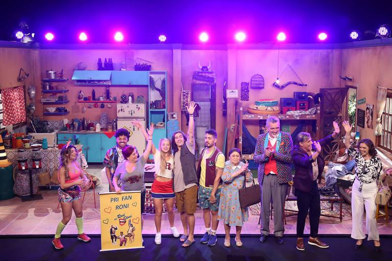 'Os Roni' série de humor com família nordestina estreia em abril no Multishow
