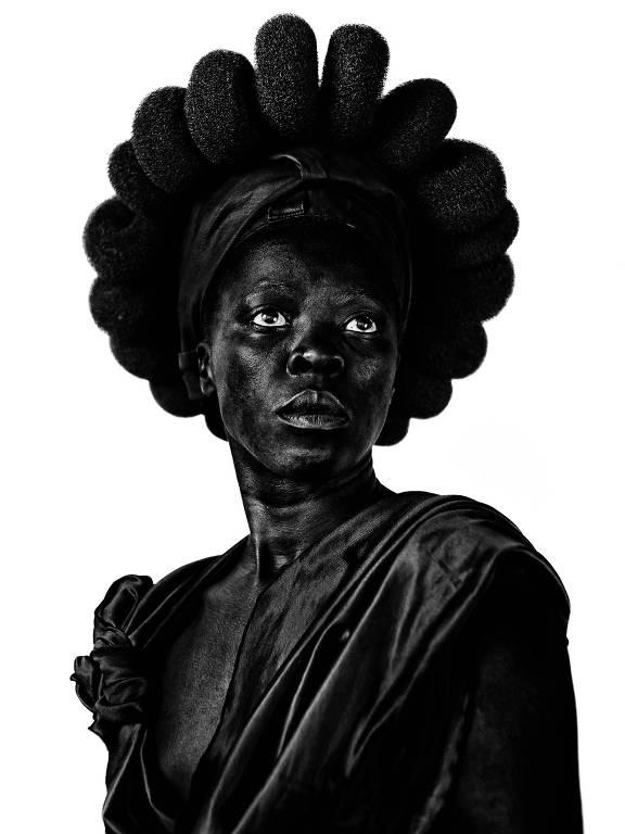 'Ntozakhe II, Parktown, Johannesburg', fotografia de Zanele Muholi