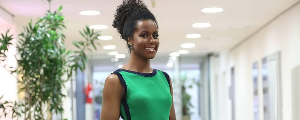 Maju Coutinho será a primeira mulher negra na bancada do JN