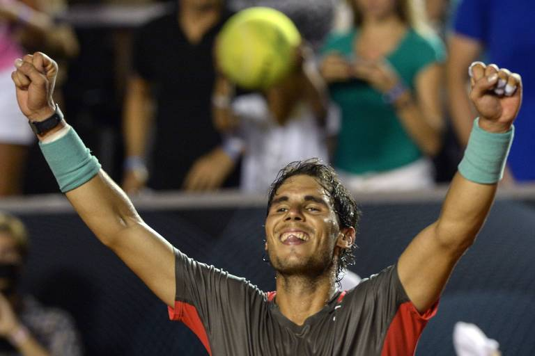 Os campeões do Rio Open