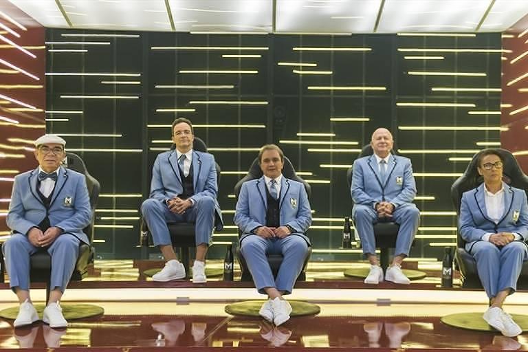 Tá Brincando (2019) 1ª Temporada - Oficial