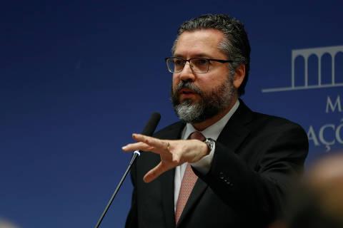 Ernesto Araújo exclui curso sobre América Latina de formação de diplomatas