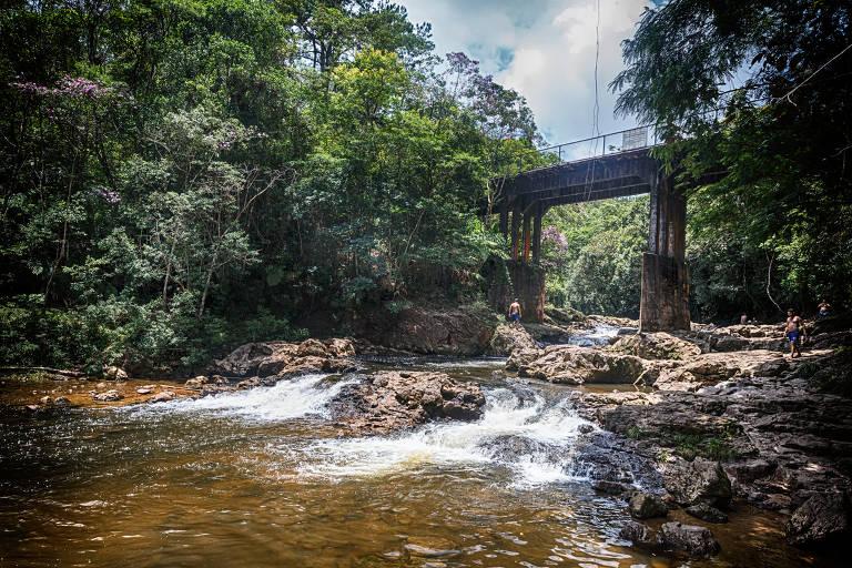 Rios limpos de São Paulo