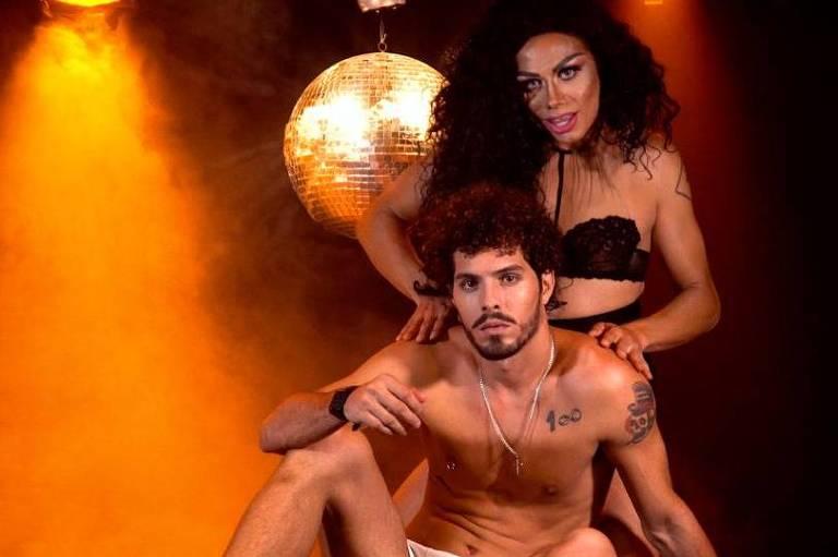 Silvero Pereira lança a música 'Vem'