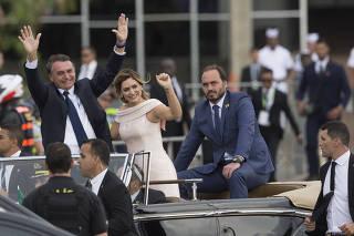 Cerimônia de posse do presidente Jair Bolsonaro