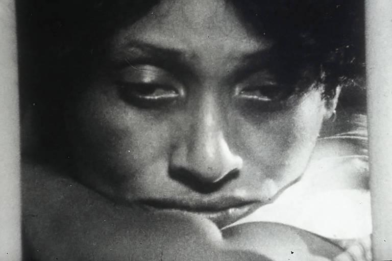 Cena do filme 'Bush Mama', de Haile Gerima, que foi gravado em 1975 e lançado em 1979