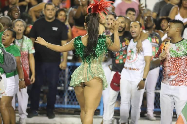 Carnaval 2019: famosos em ensaios