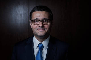 Retrato de Mario Mesquita, economista-chefe do Itaú Unibanco