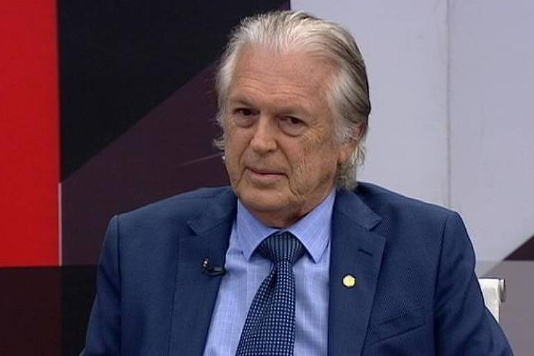 O presidente do PSL, Luciano Bivar