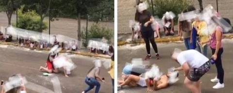 Trote simula sexo em faculdade de odontologia em Santa Catarina ORG XMIT: 4FWTmw8kMd43mwh1Sjwx