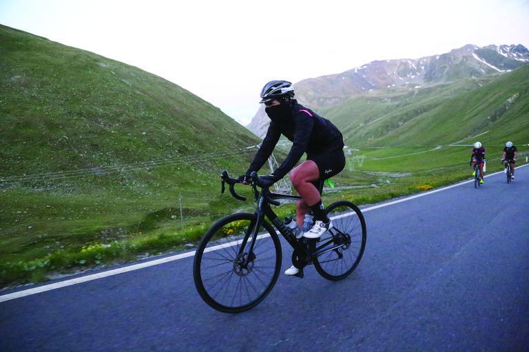 Lugares bons para pedalar