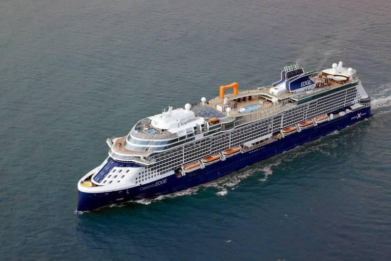 Conheça o novo navio de US$ 1 bilhão, Celebrity Edge