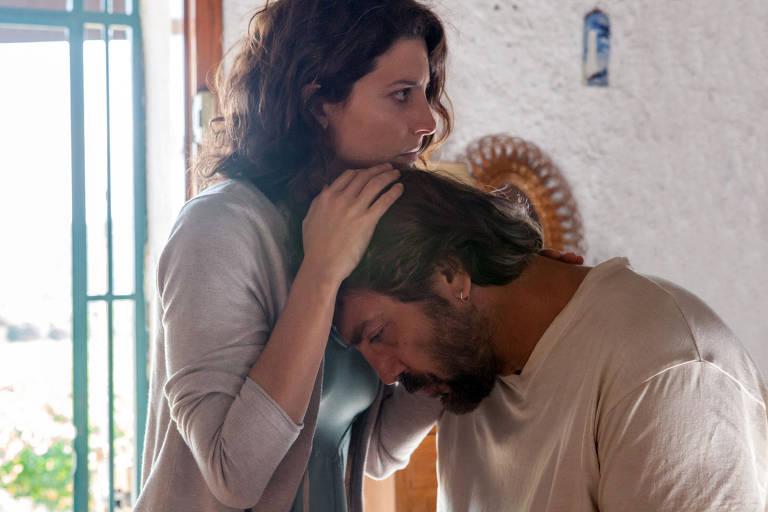 Cena do filme 'Todos Já Sabem' protagonizado por Javier Bardem e Penélope Cruz
