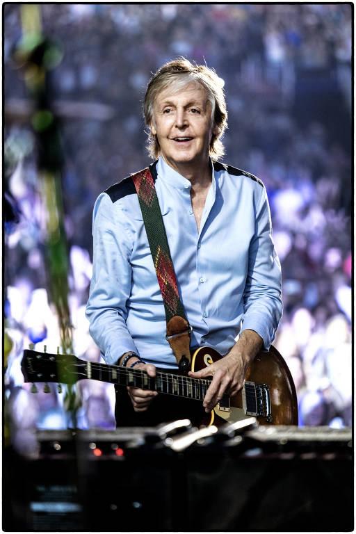 Paulo McCartney - Freshen Up Tour
