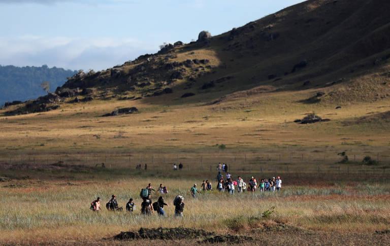 Crise na fronteira em Pacaraima